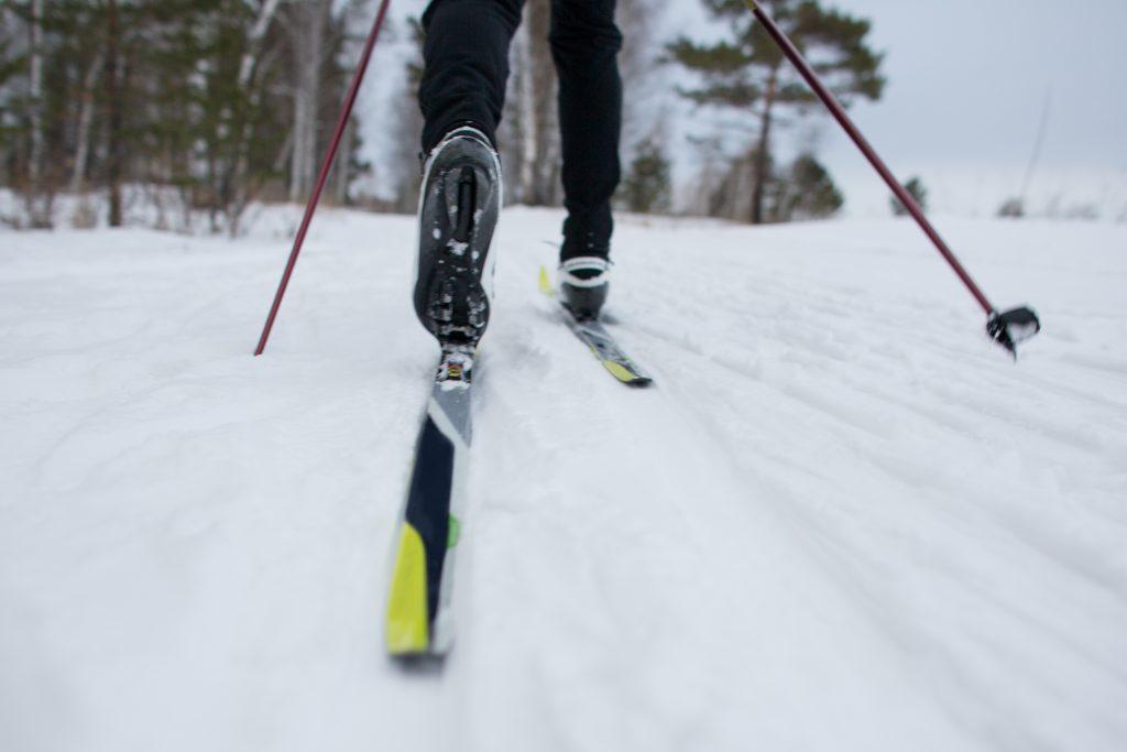 Sachardidová superkompenzace jako účinná podpora při běhu na lyžích
